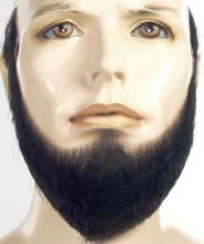 beards moustache goatee sideburns mustache fake beard mutton chops