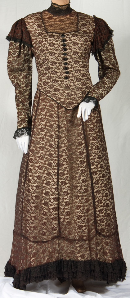 Victorian Costume Deluxe Turn of the Century Costume 26175520293b