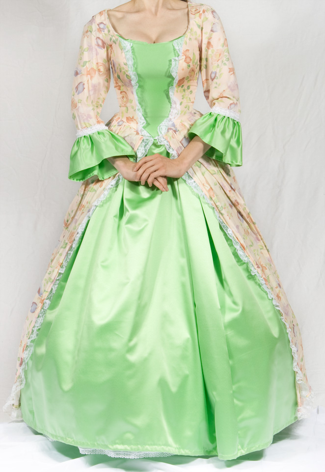 18th Century Colonial Costume & Colonial CostumesMarie Antoinette CostumeColonial Clothing ...