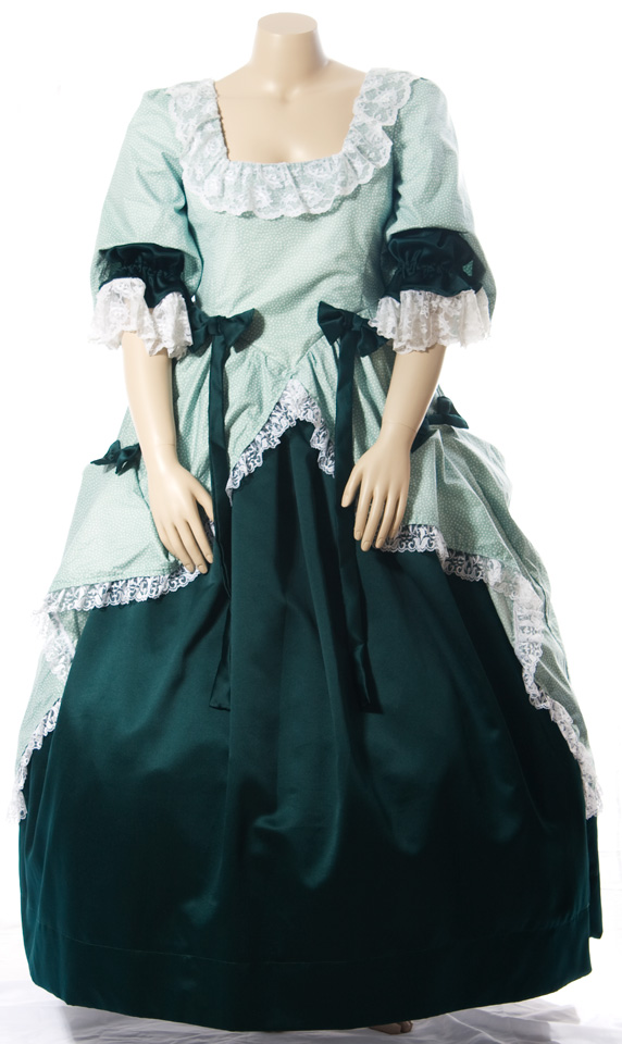 Colonial Clothing For Women For Sale Plus size colonial woman