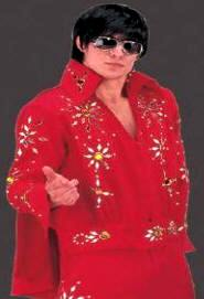 Elvis costumselvis jumpsuitelvis suitelvis presleymarylyn monroe elvis costume rhinestone 2 piece with cape solutioingenieria Image collections