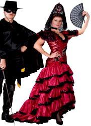 Senorita Costumezorro Costumescarmen Mirandarumbacalypso