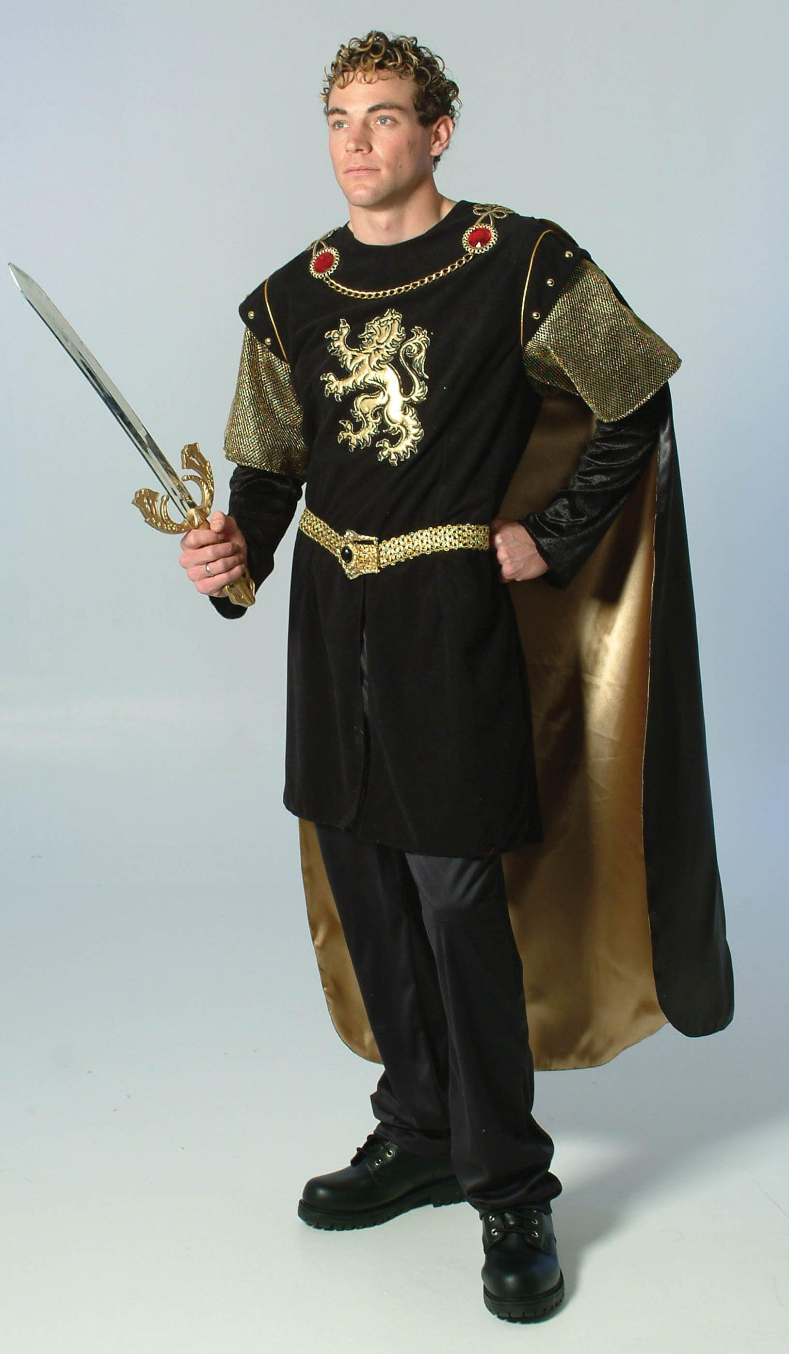 Medieval Men Costume,Renaissance Costumes,Knight,Monk,Renaissance ...