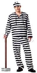 Prisoner Costumepoliceman Costumesconvictstraight Jacketfireman