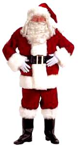 Santa Suit .  sc 1 st  Costumes of Nashua LLC & Santa SuitSanta ClothingChristmas CostumesSanta Claus SuitMrs ...