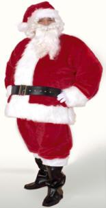 santa claus costume premium - Santa Claus Coat