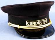 0fbef0997eb Train Conductor Hat