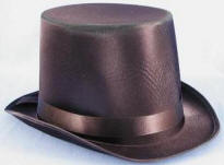 Silk Top Hat Tall Lincoln 3eac4c7dac22