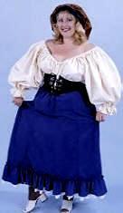 Renaissance Costume Plus Size & Green Renaissance Shirt Plus Size Sc ...