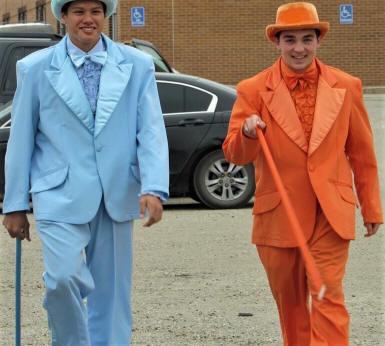 Dumb And Dumber Costumeblue Tuxedoorange Tuxedoabba Costumesdumb