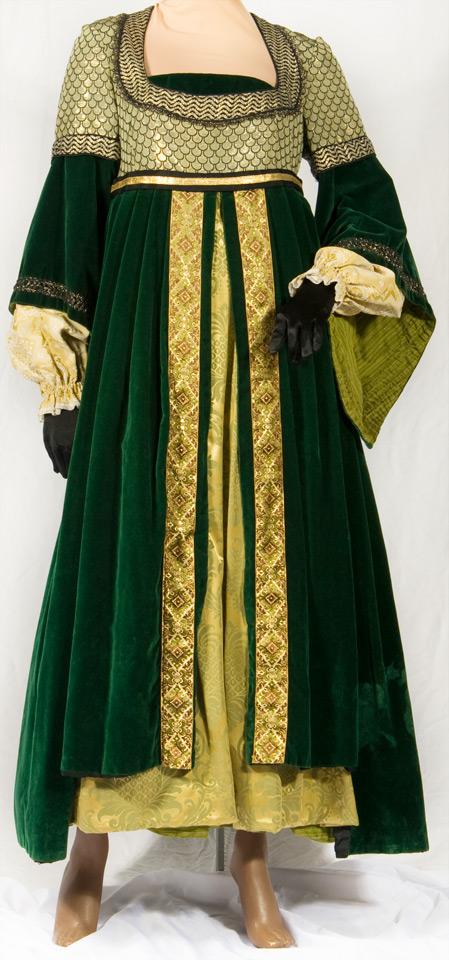 Renaissance Costume Medieval Costumes Princess Plus Size