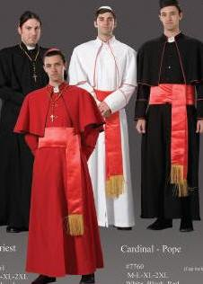 Religious Costume,Biblical Costumes,Pope,Bishop,Cardinal ...