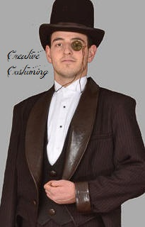 Easy Mens Steampunk Makeup