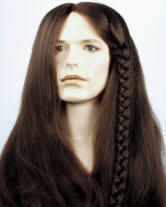 Braided Wig Scottish 105